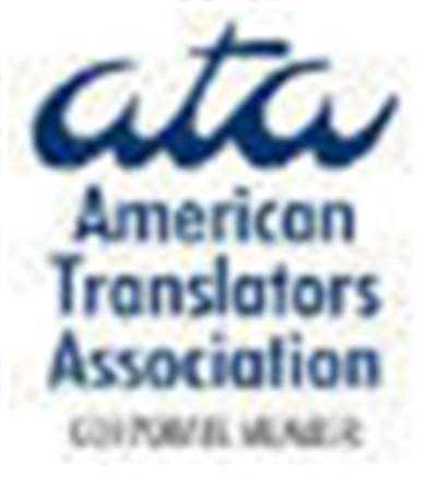 Logo dell'American Translators Association